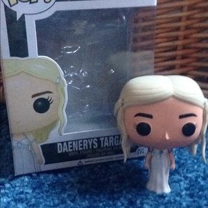 Daenerys Targaryen (wedding dress) Funko Pop!